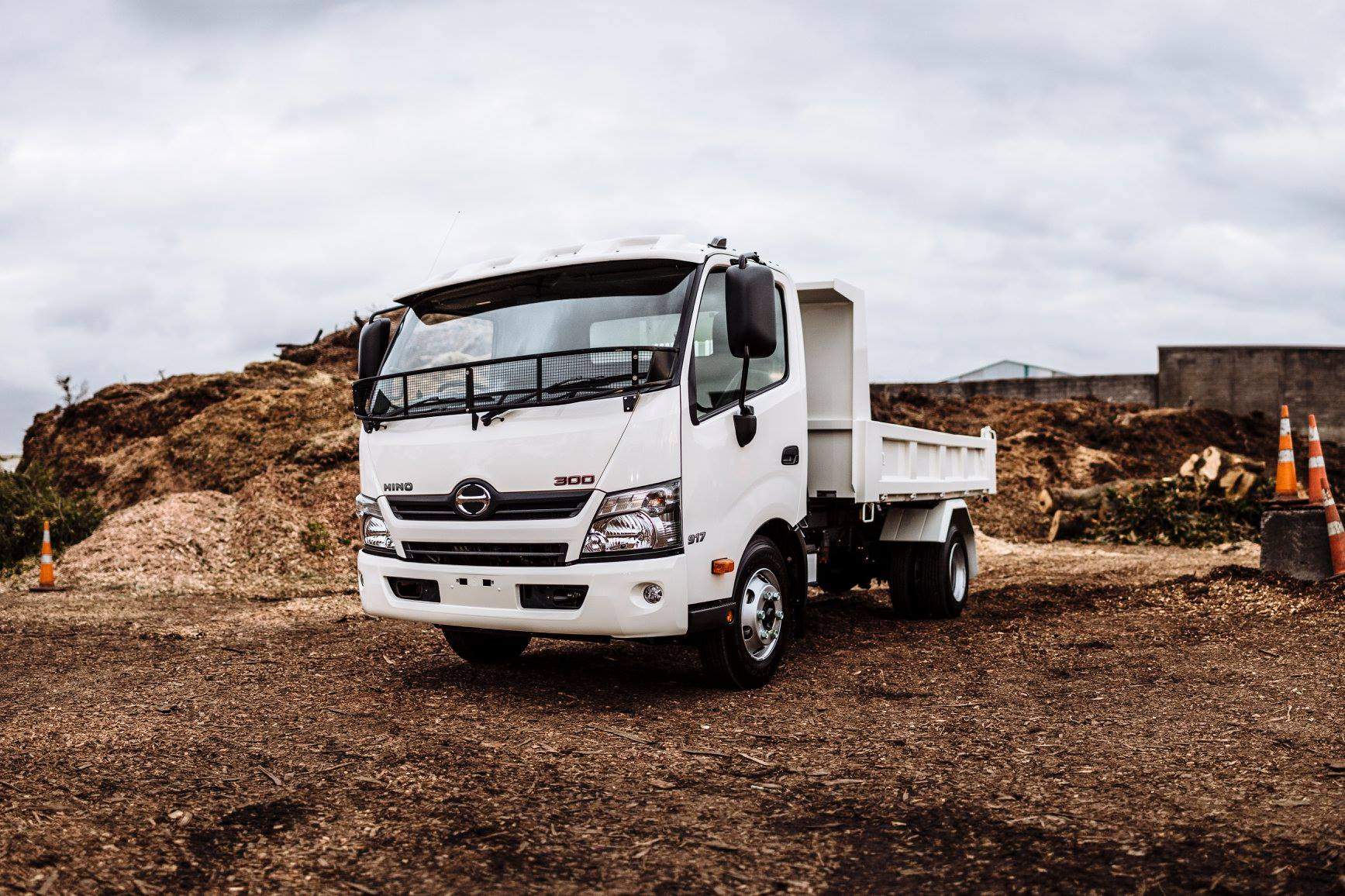 300 Series Tipper