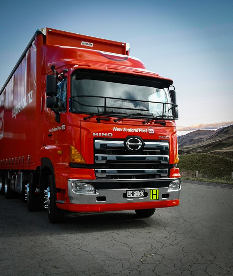 New Zealand Post - 700 Series FY 480hp 5 Axle (HPMV)