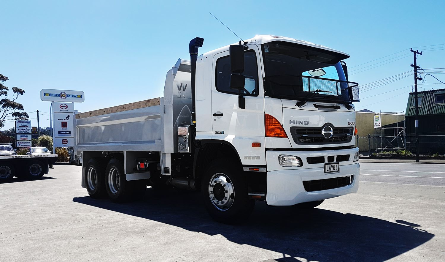 Inline Group - 500 Series Tipper