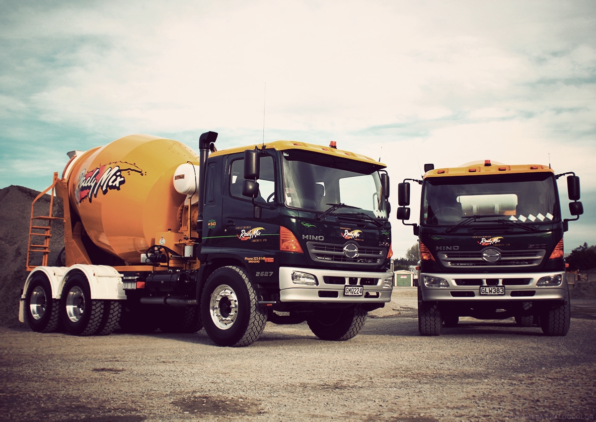 500   Hino NZ: a better class of truck to make your ...