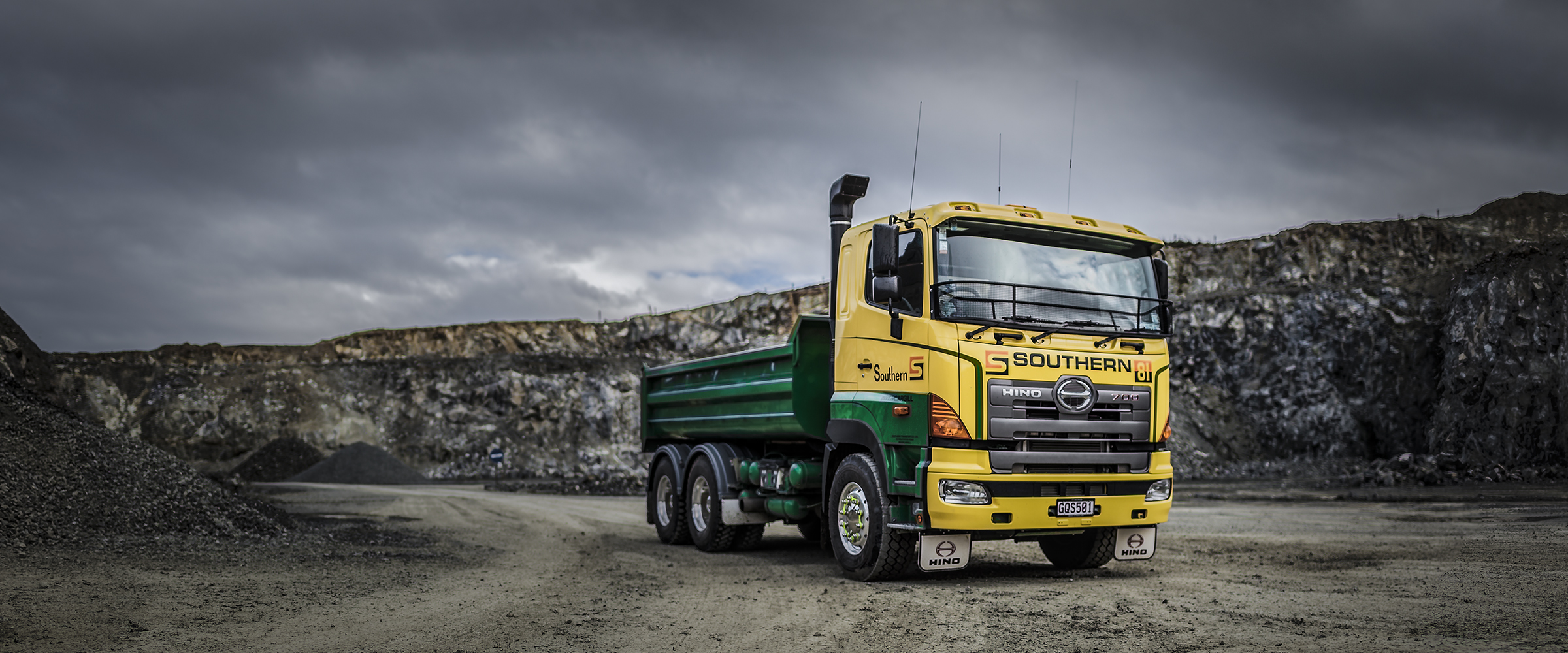 700 Hino Nz A Better Class Of Truck To Make Your