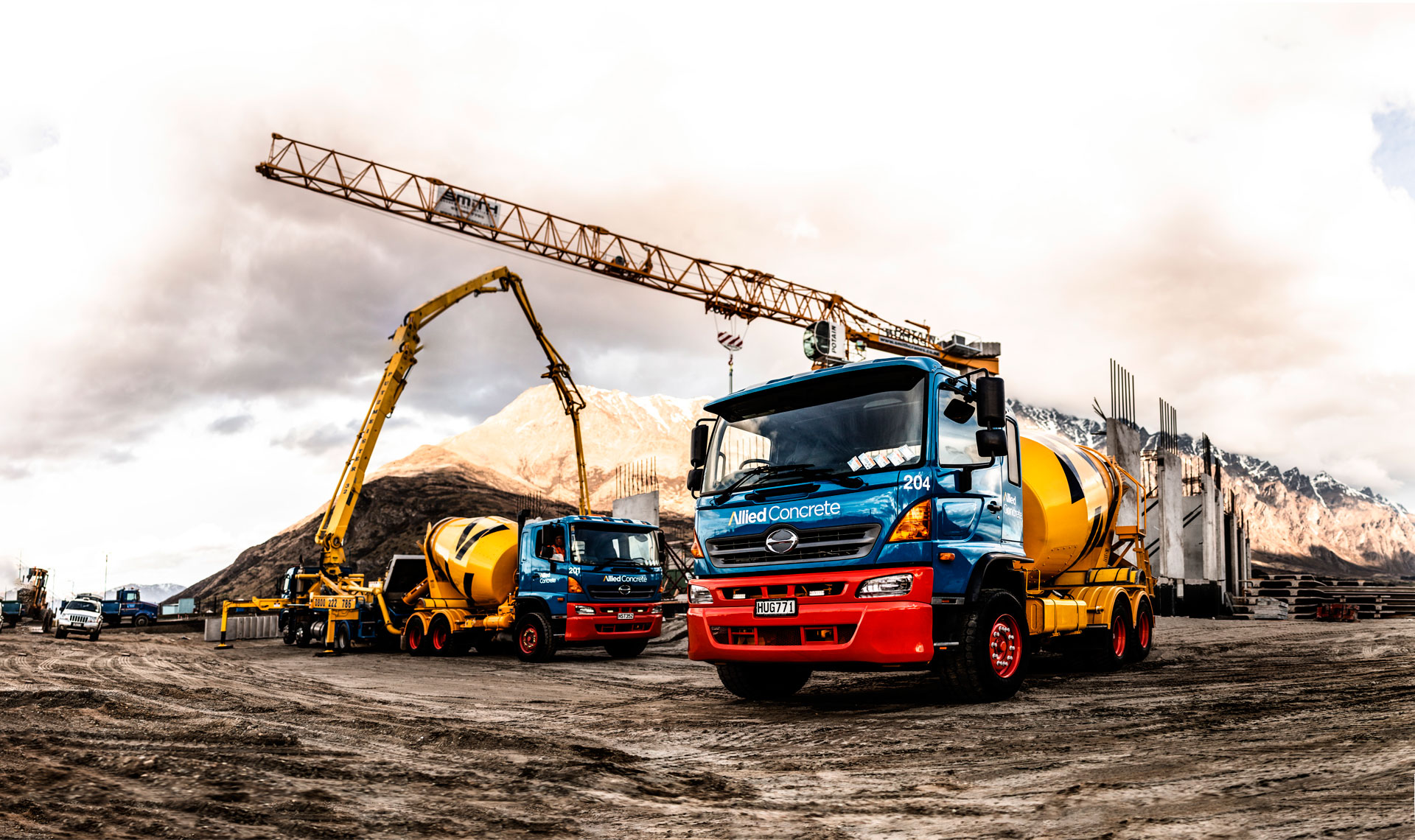 500 | Hino NZ: a better class of truck to make your ...